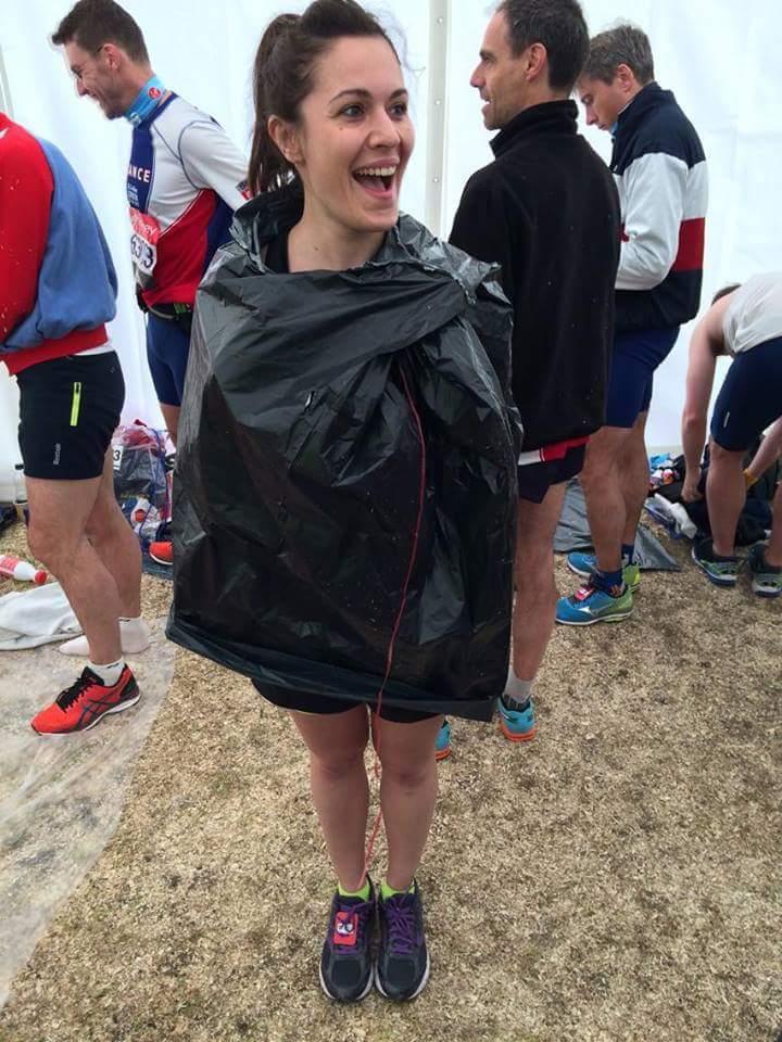 Collection Automne-Hiver 2017, le sac poubelle en tant que pièce iconique